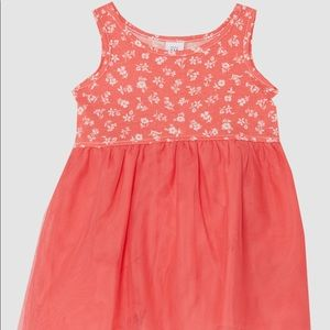 GAP baby girl tank dress - size 12-18 months